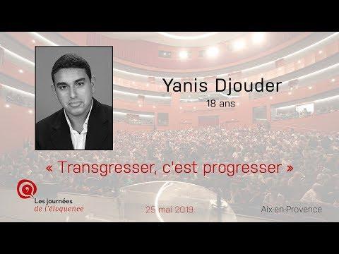Yanis Djouder - Lauréat 2019