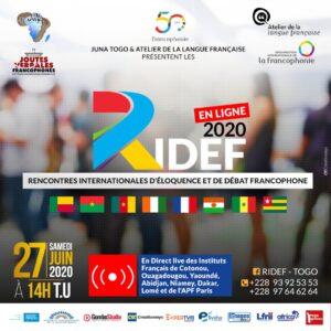 Rencontres Internationales d'Eloquence et de Débat francophone.